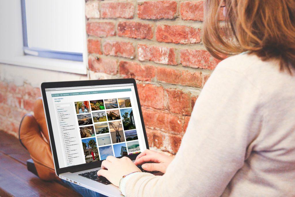 Uview Digital asset management