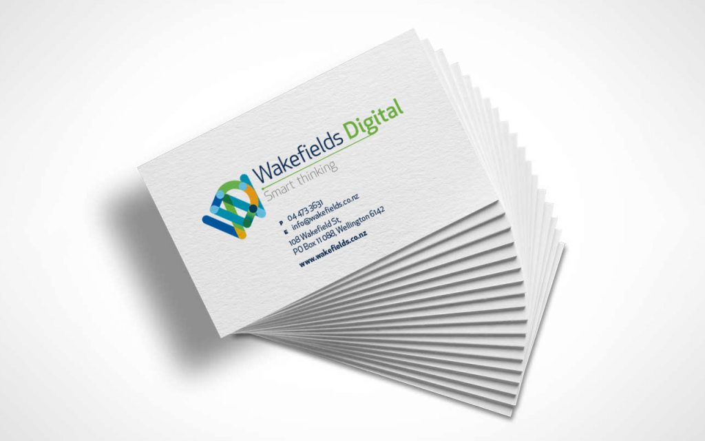 Wakefields Digital Business Cards Printing