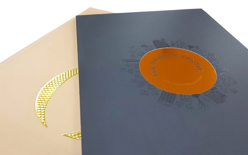 Foiled Book Covers