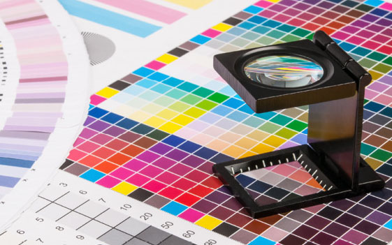 Pre-Press Offset Printing Colour Management