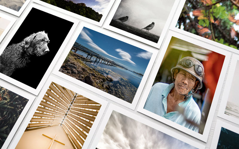 Photographic art printing Wellington