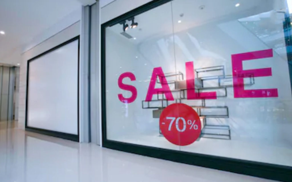 Promotional signage is a great tool to increase your business and brand recognition