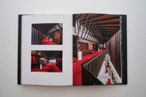 2021 Pride in Print Supreme Award Winner. Christchurch Town Hall: A Conservation Story. Image 9