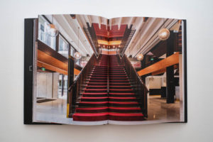 2021 Pride in Print Supreme Award Winner. Christchurch Town Hall: A Conservation Story. Image 14