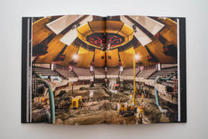 2021 Pride in Print Supreme Award Winner. Christchurch Town Hall: A Conservation Story. Image 16