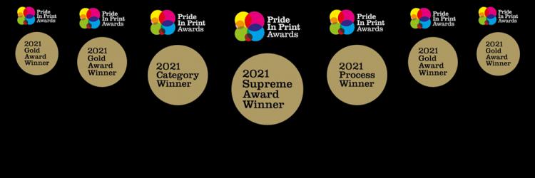 Pride in Print Awards 2021