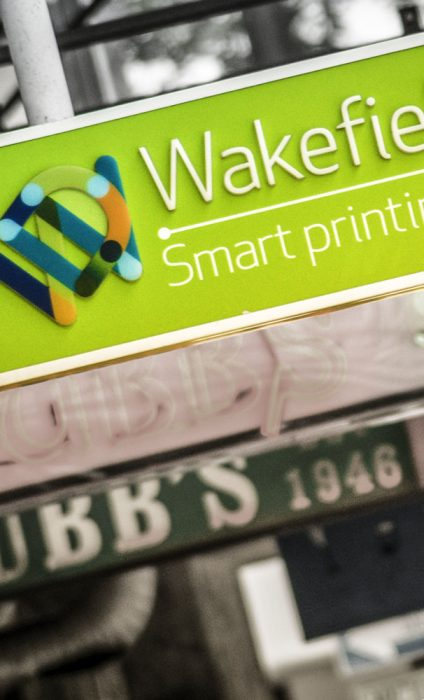 about Wakefields Digital printers