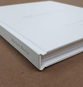 Thesis bound book